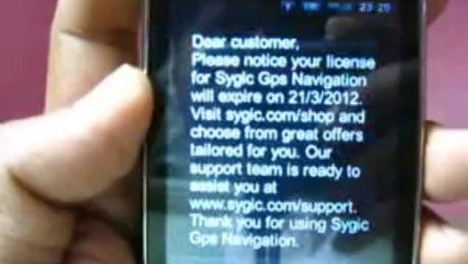 Sygic GPS Navigation Cracked!!
