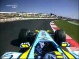 F1 Montmelo 2005 Fernando Alonso Renault R25