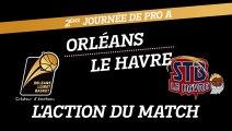 L'action du Match - J02 - Orléans reçoit Le Havre