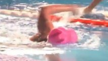 Extrêmes - Elle nage pendant 48 heures!