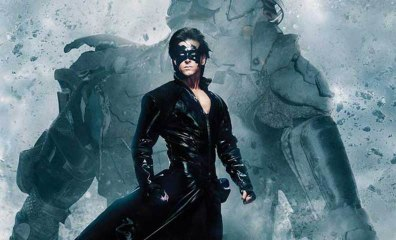 KRRISH 3 -  Bande Annonce VOSTFR / AANNAFILMS
