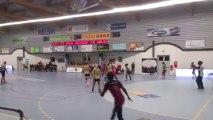 Fleury - Issy-Paris / Double arrêt Attingré / LFH 6ème journée Handball 2013/2014