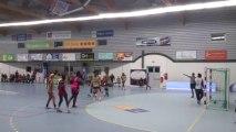 Fleury - Issy-Paris / But Cissé / LFH 6ème journée Handball 2013/2014