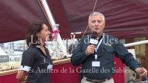 25/09/2013 - La Gazelle des îles sur le Grand Pavois à la Rochelle