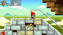 Sonic Advance - Knuckles : Angel Island Zone Act 1