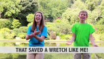 Amazing Grace - Gangway to Galilee, Concordia's 2014 VBS Song Action Video