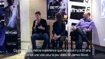 Beyond : Two Souls (PS3) - Interview Fnac: Ellen Page et Willem Dafoe - Beyond : Two Souls