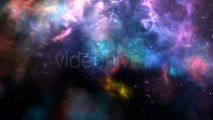 Space Holograms - After Effects Template
