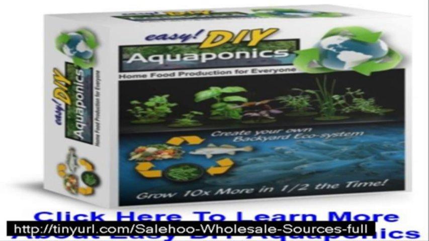 easy diy aquaponics reviews
