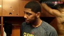 Kyrie Irving - Cleveland Cavaliers Preseason