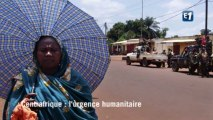 Centrafrique : l'urgence humanitaire