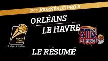 Le Résumé - J02 - Orléans reçoit Le Havre