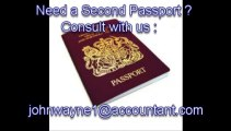 Buy a Passport and Obtain Dual Citizenship by Investment. You can obtain a second passport, residency & visa free travel with our citizenship programs