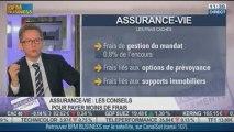 Assurance vie: optimisez les frais, Christian Fontaine, dans Intégrale Placements - 14/10