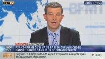 La Chronique éco de Nicolas Doze: PSA annonce un changement dans le groupe sans plus de précision - 14/10