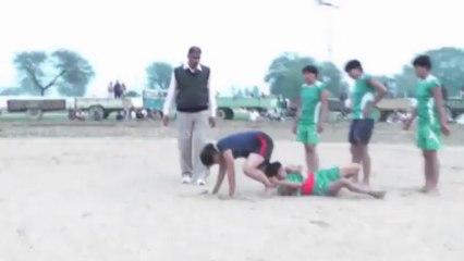 05 Catcher Best Catch - FreeStyle Girls Kabaddi Tournament 2013 Match 14