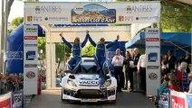 Rallye d'Antibes - Résumé