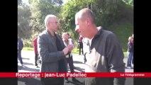 """Pont-de-Buis (29). Ecotaxe : """"le combat continue"""" pour Nadine Hourmant"""