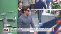 Zac Efron Catches A Movie With Lily Collins, Sparking Rekindled Romance Rumors!