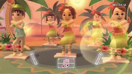 Trailer octobre 2013 de Wii Fit U