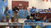 Gangway to Galilee, Concordia's 2014 VBS Decorating - Catch-O-Fish Baskets