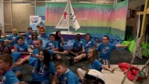 Gangway to Galilee, Concordia's 2014 VBS - Bible Challenge