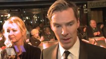 Harrison Ford And Benedict Cumberbatch Duck 'Star Wars' Question