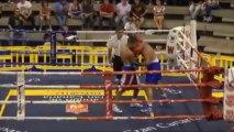 Jerobe Santana  VS Elvis Artiles I Torneo Insular Boxeo Clásico 11 octubre 2013