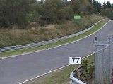 BMW M6 Test sur le Nurburgring