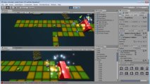 Unity 3D - Simple occlusion culling (for unity free) - Formation Facile