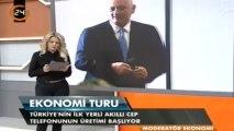 """Turkcell """"Yerli Akıllı Telefon - Gebze"""" @24"""