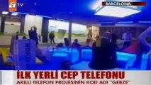 """Turkcell """"Yerli Akıllı Telefon - Gebze"""" @ATV"""