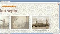 Alternative to Fotolia Lightbox (London sepia)