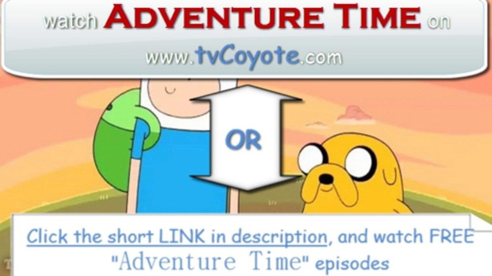 Adventure Time Season 5 Episode 39 - We Fixed a Truck - HDTV -