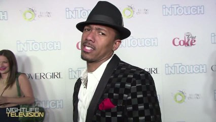Nick Cannon guest DJs at Finale Nightclub in New York City