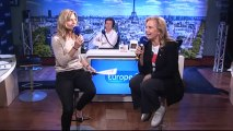 Sylvie Vartan invitée exceptionnelle d'Europe midi