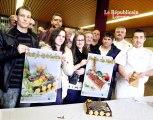 Les boulangers de Moselle bûchent déjà sur Noël