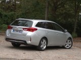 Essai Toyota Auris Touring Sports 2.0 D-4D Style 2013