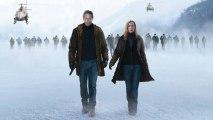 David Duchovny and Gillian Anderson Talk X-Files 3Movie