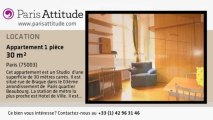 Appartement Studio à louer - Centre George Pompidou, Paris - Ref. 1212