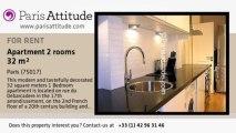 1 Bedroom Apartment for rent - Porte Maillot/Palais des Congrès, Paris - Ref. 4195