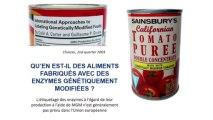 OGM Conférence Spiros Agathos : Les microorganismes génétiquement modifiés - deux poids et deux mesures?