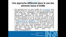 OGM  Conférence Gérard Pascal : Les aliments issus d'OGM présentent-ils un risque pour la santé ?