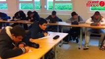 Emeric Martin au lycée Gabriel pour la dictée Ela - Emeric Martin au lycée Gabriel pour la dictée Ela