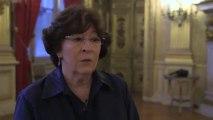 Rencontre avec Louise Arbour, présidente-directrice générale de l'International Crisis Group.