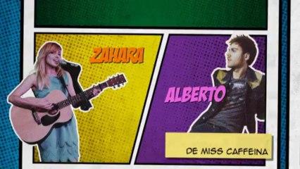 Enfrenta2: Zahara y Alberto de Miss Caffeina