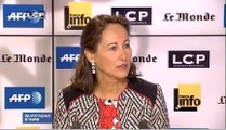 Questions d'info : Ségolène Royal, présidente de la région Poitou-Charentes