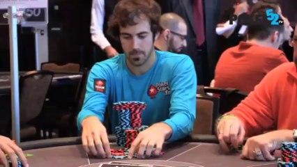 WSOPE 2013: Phil Ivey bet contre Jason Mercier