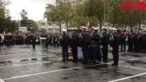 Hommage de Manuel Valls au policier décédé - Hommage de Manuel Valls au policier décédé