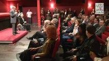 LCTV - Nathalie Baye, Olivier Dahan et Pascal Légitimus à l'ouverture de l'Eden Théâtre de La Ciotat